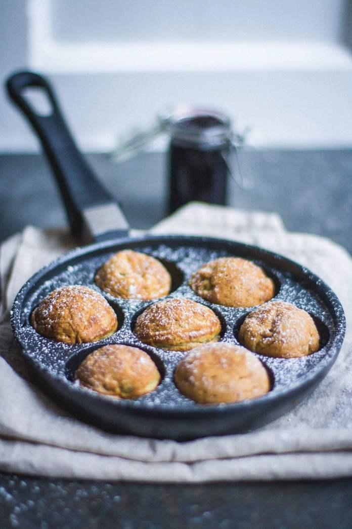 Vegan Danish Pancakes Recipe