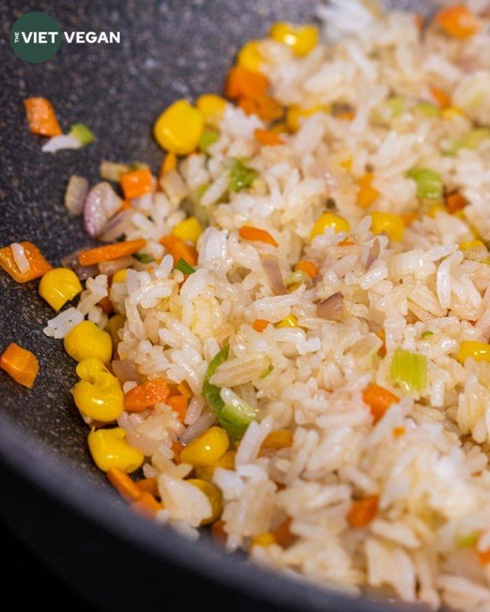 Vietnamese Style Fried Rice