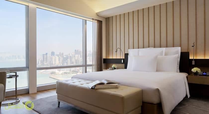 فندق رينسانس هونغ كونغ هاربور فيو افضل فنادق هونغ كونغ