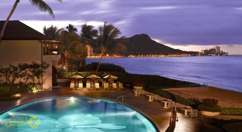 فندق ومنتجع هاليكولاني هاواي افضل فنادق هاواي