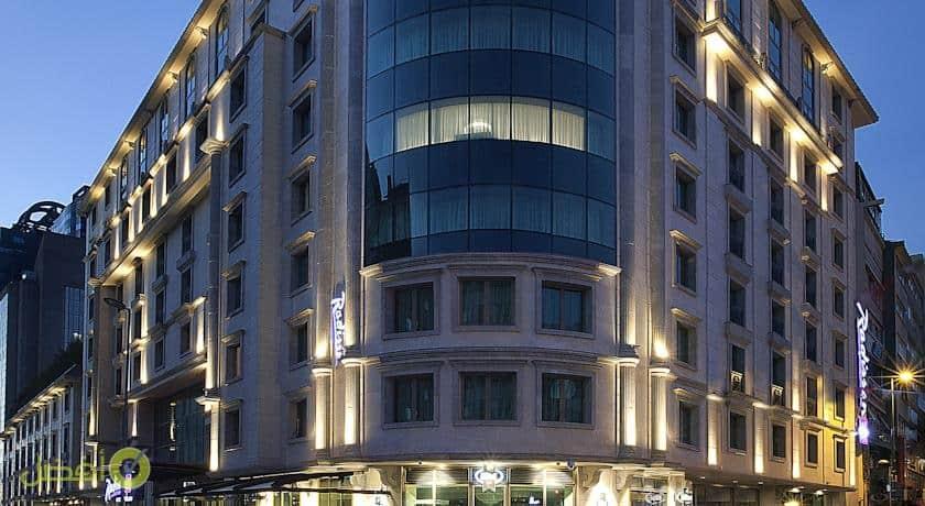فندق راديسون بلو، إسطنبول شيشلي