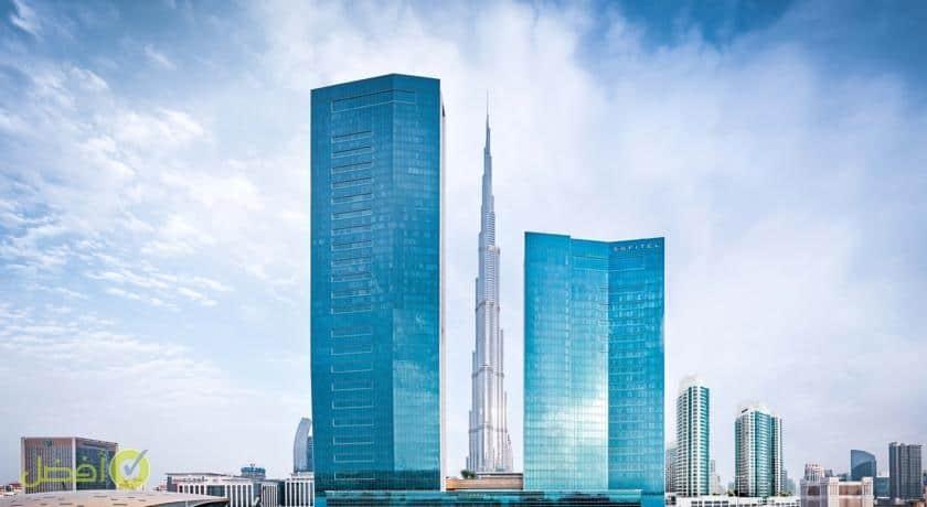 سوفيتل دبي داون تاون من افضل فنادق دبي وارخصها