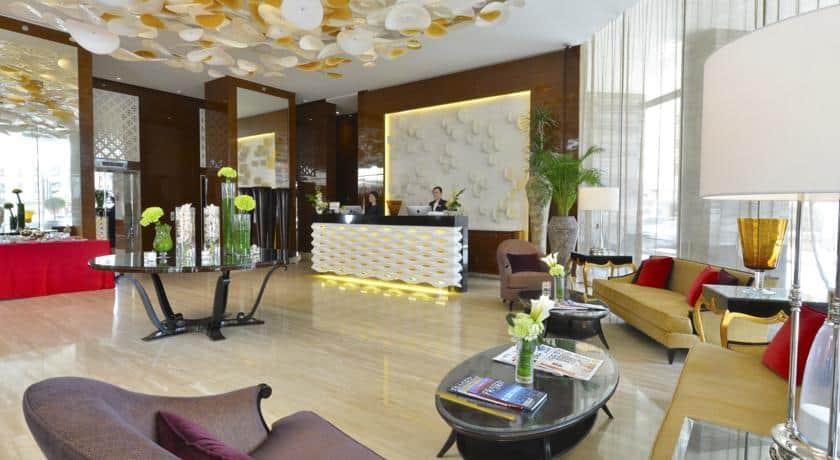 فريزر سويتس المنطقة الدبلوماسية افضل فنادق البحرين