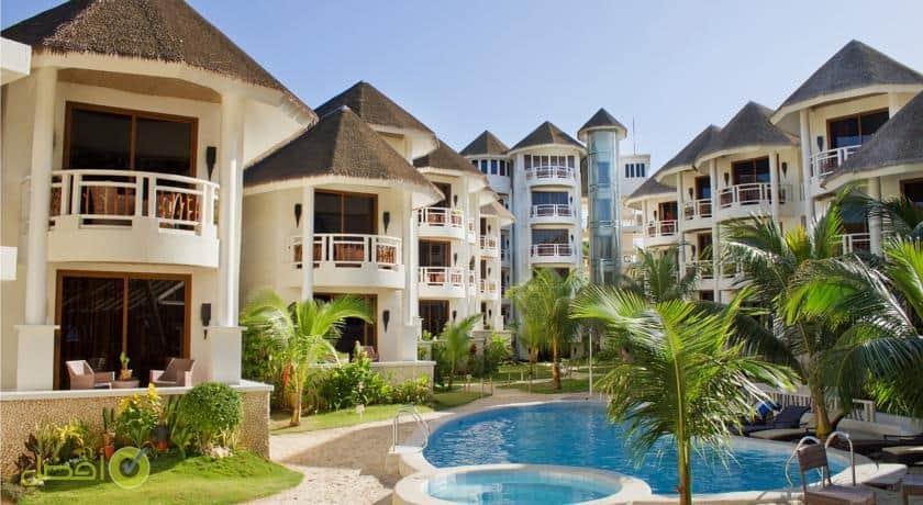 أمباسادور إن بارادايس افضل فنادق جزيرة بوراكاي الساحرة في الفلبين