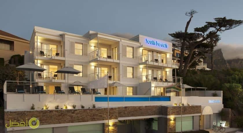 ساوث بيتش كامبس باي افضل فنادق كيب تاون
