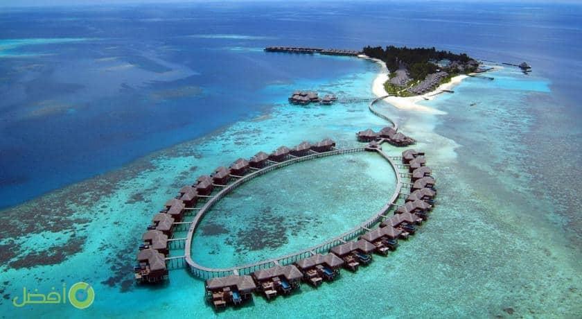فندق ومنتجع كوكو بودو هيثي من افضل المنتجعات في المالديف