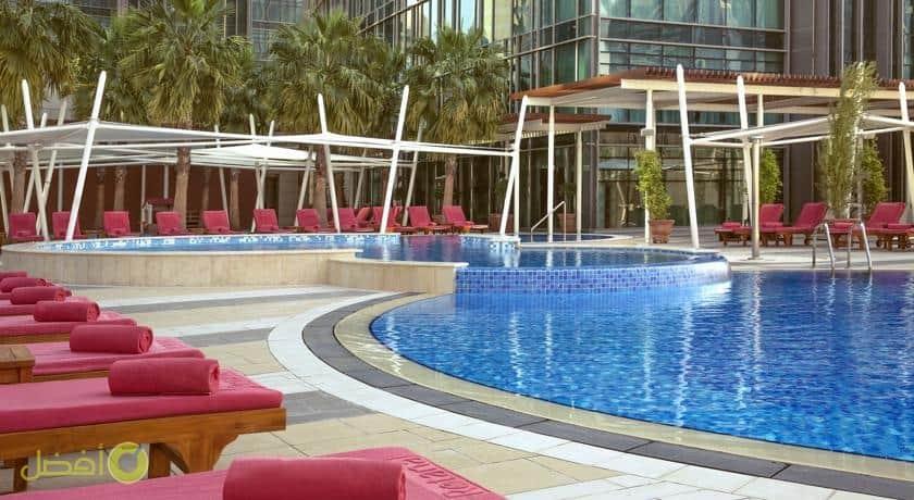 سيتي سنتر روتانا الدوحة من افضل الفنادق في قطر