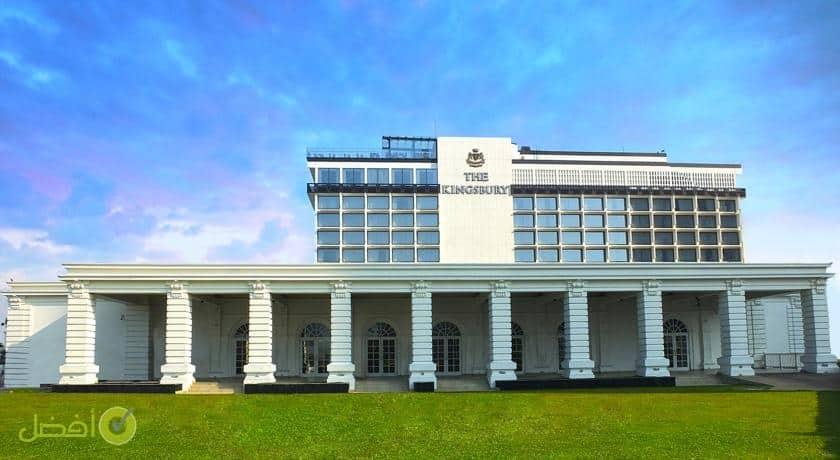 فندق ذا كنجسبوري من افضل فنادق كولومبو سيرلانكا