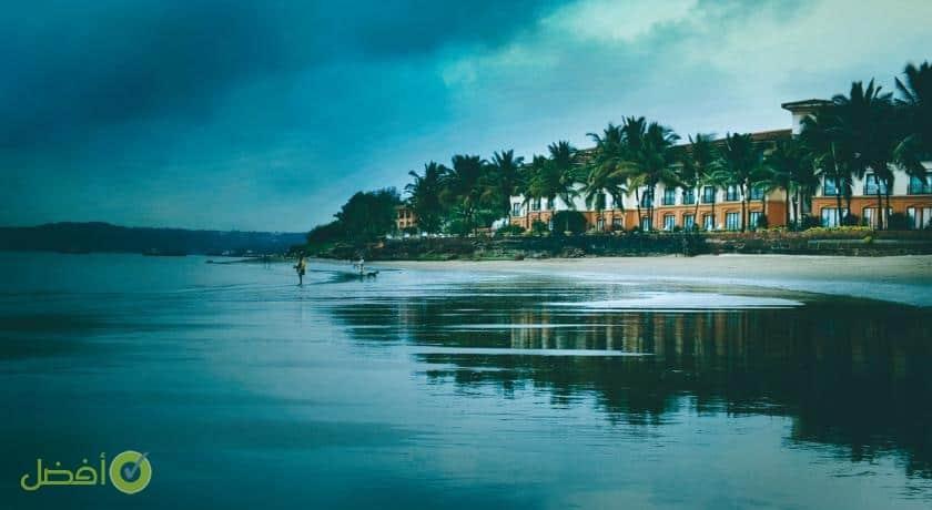 سبا ومنتجع غوا ماريوت افضل اماكن السهر في غوا