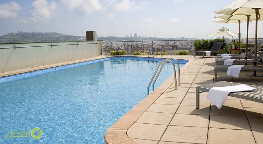 ان اتش كوليكشن برشلونة غران فندق كالديرون افضل موقع للسكن في برشلونه