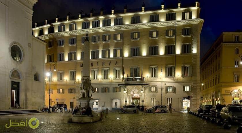 فندق غراند دي لا مينيرفي