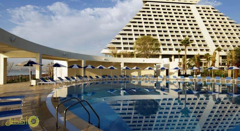 منتجع ومركز اجتماعات شيراتون الدوحة