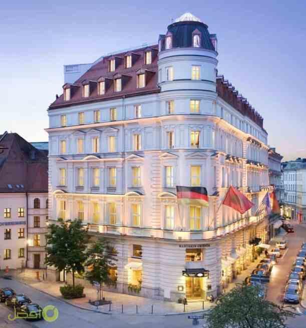 فندق ماندران أوريانتال ميونخ افخم فنادق ميونيخ