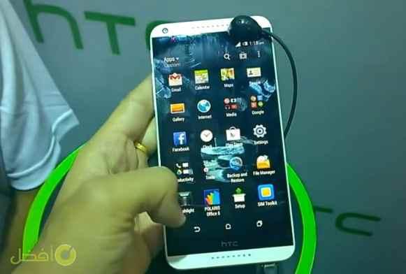 إتش تي سي ديزاير HTC Desire 816G افضل جوال بشريحتين htc