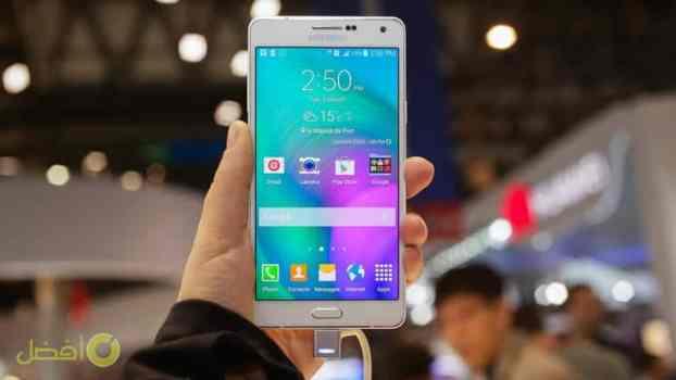 سامسونج جالكسي Samsung Galaxy A7 موبايل سامسونج بشريحتين رخيص