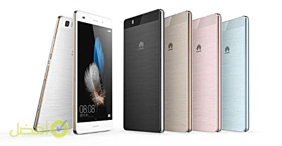 Huawei P8 Lite افضل جوال شريحتين 2017