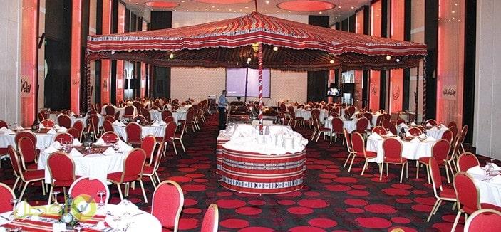 افطار رمضان في فندق نوفوتيل العنود