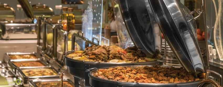 بوفيه افطار رمضان في نارسيس الرياض أفضل بوفيه إفطار رمضاني بالرياض