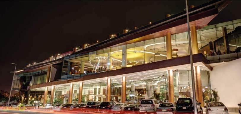 مطعم amara terrace افضل مطاعم افطار رمضان في جدة