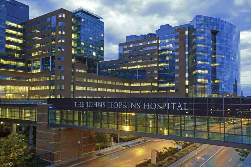 مستشفى جون هوبكنز Johns Hopkins Hospital