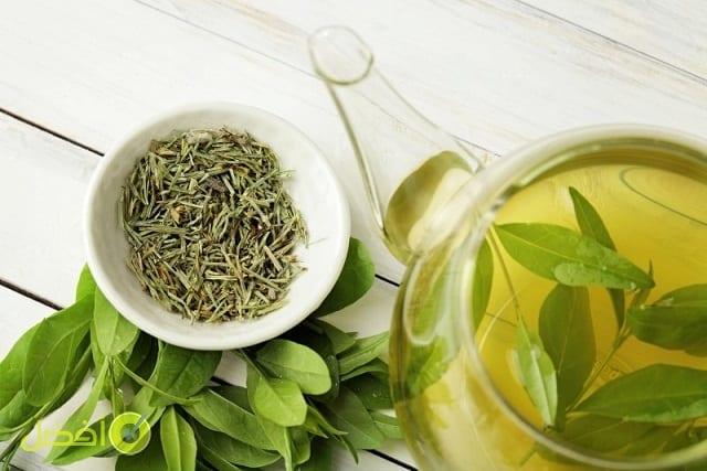 علاج رمد العين بالشاي الأخضر