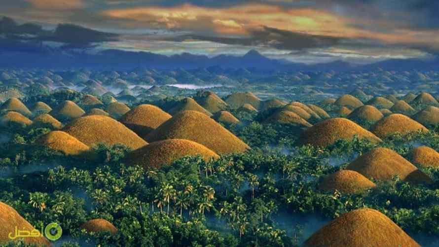 جزيرة بوهول