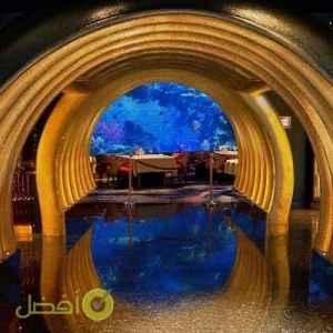 مطعم المحارة دبي