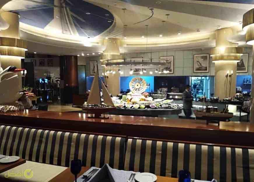 إفطار فندق موفنبيك الخبر