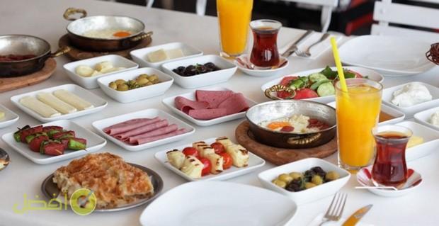 اجمل مطاعم فطور في اسطنبول