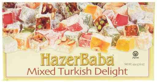 هازار باباحلويات حلقوم اسطنبول