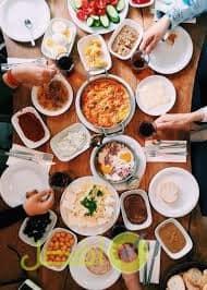مطعم بزلاما اسطنبول