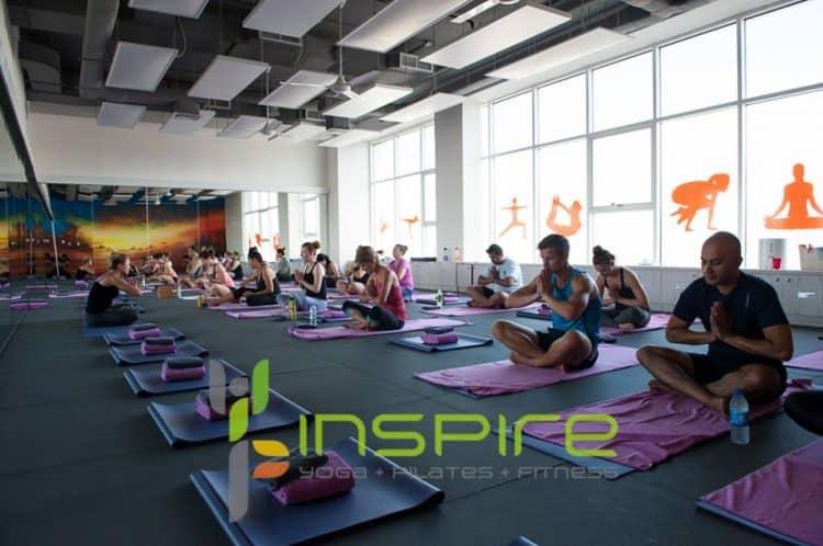 Inspire Yoga + Pilates + Fitness