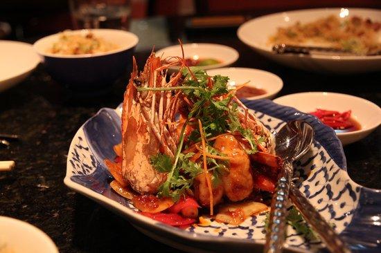 Peppercrab مطعم سمك في دبي رخيص
