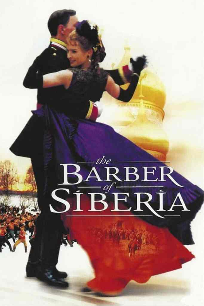 The Barber of Siberia 1998