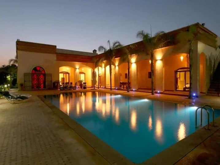 افضل فنادق مراكش