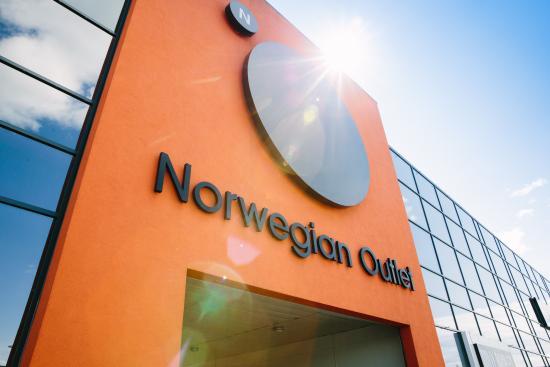 نرويجيان أوت لت فيسباي ( Norwegian Outlet Vestby )