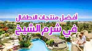 أفضل منتجع للأطفال في شرم الشيخ