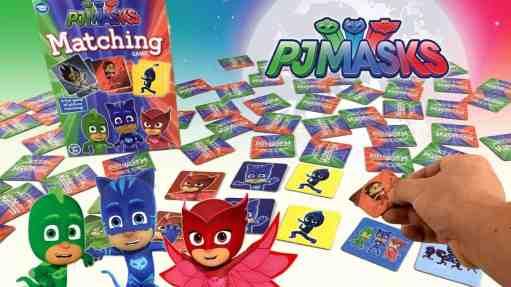 وندر فورج Wonder Forge PJ Masks Matching Game