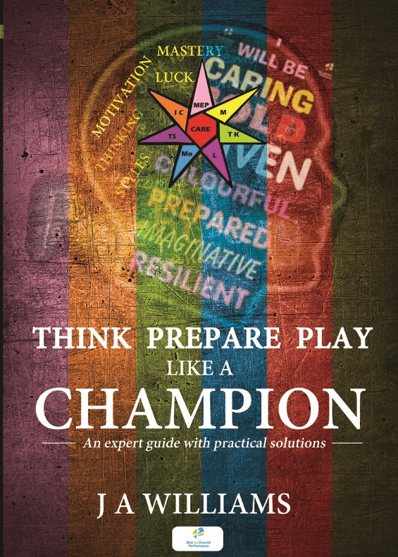 Jenny Williams book Think Prepare and Play Like a Champion