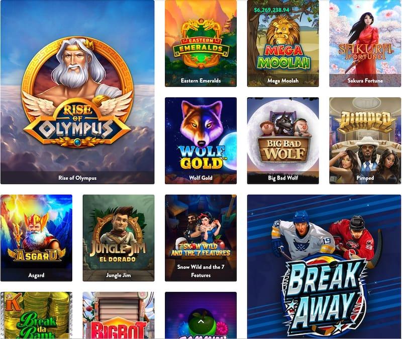 50 Lions Slot the machine games Machine