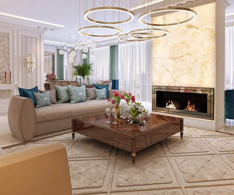 How Should Living Room Furniture Be Selected? - Luxury Modern Furniture