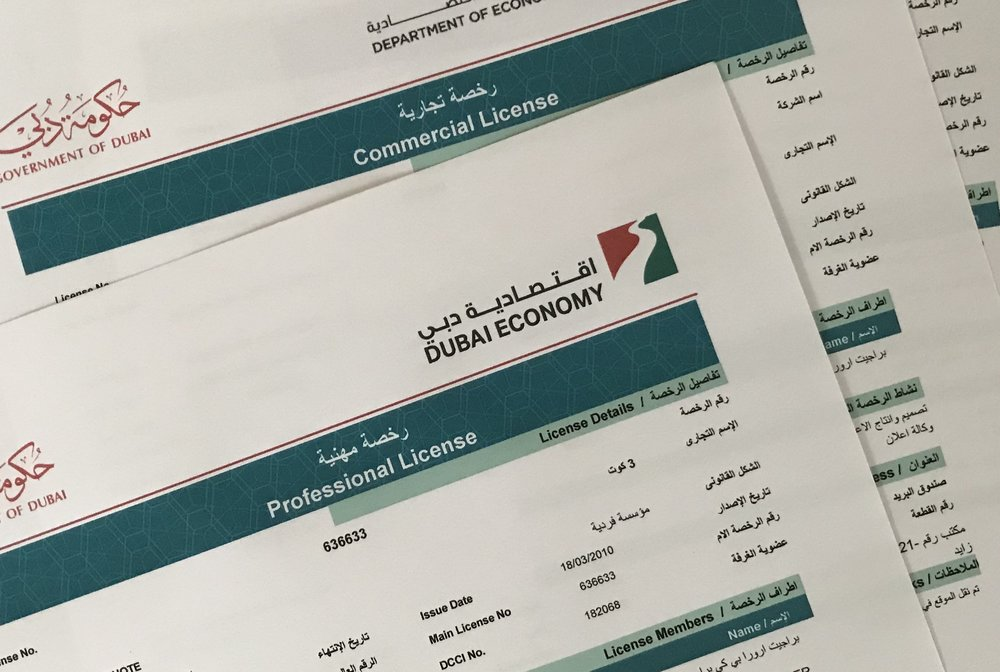 What's the Current Job Market for Dubai Trade License Professionals Like?