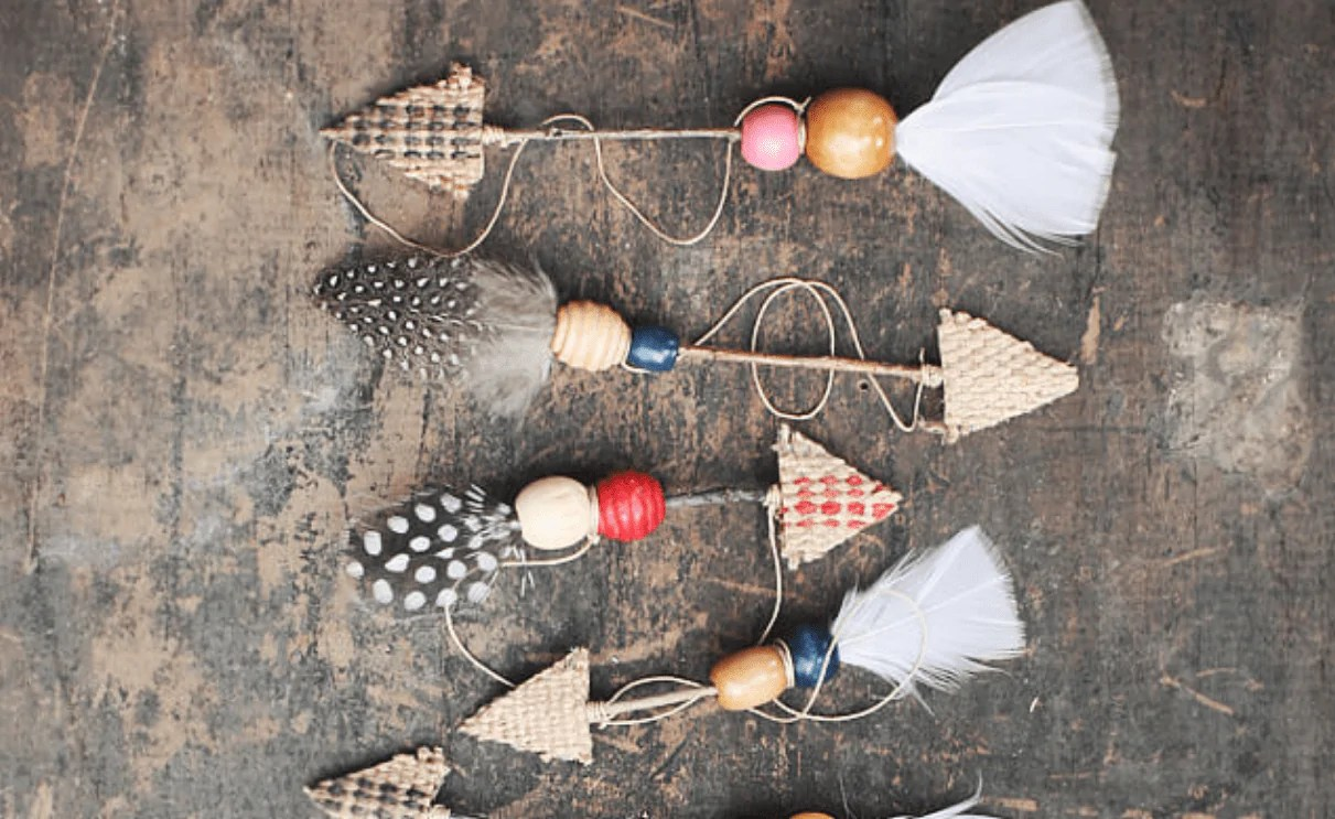 DIY Christmas Ornaments to Create Warmth Atmosphere