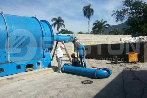 MSW Pyrolysis Plant for Sale