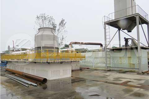 Pyrolysis Plant in Malaysia