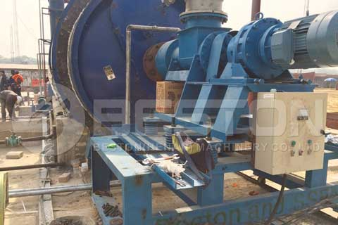 Pyrolysis Plant in Nigeria