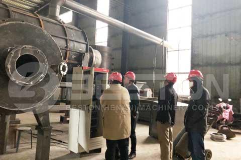 Rice Husk Charcoal Manufacturing Machine Price