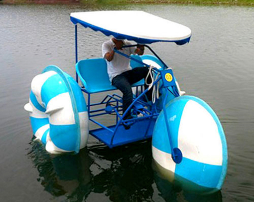 Quality water tricycle ride for sale