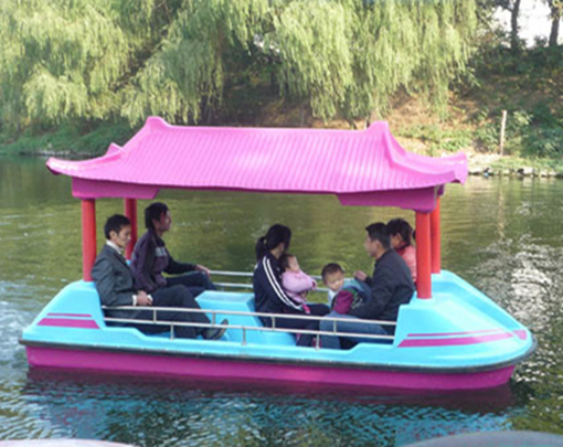 5 Capacity Pedal Boat