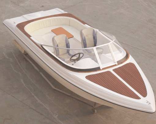 Small speed boats for sale with 2 seater
